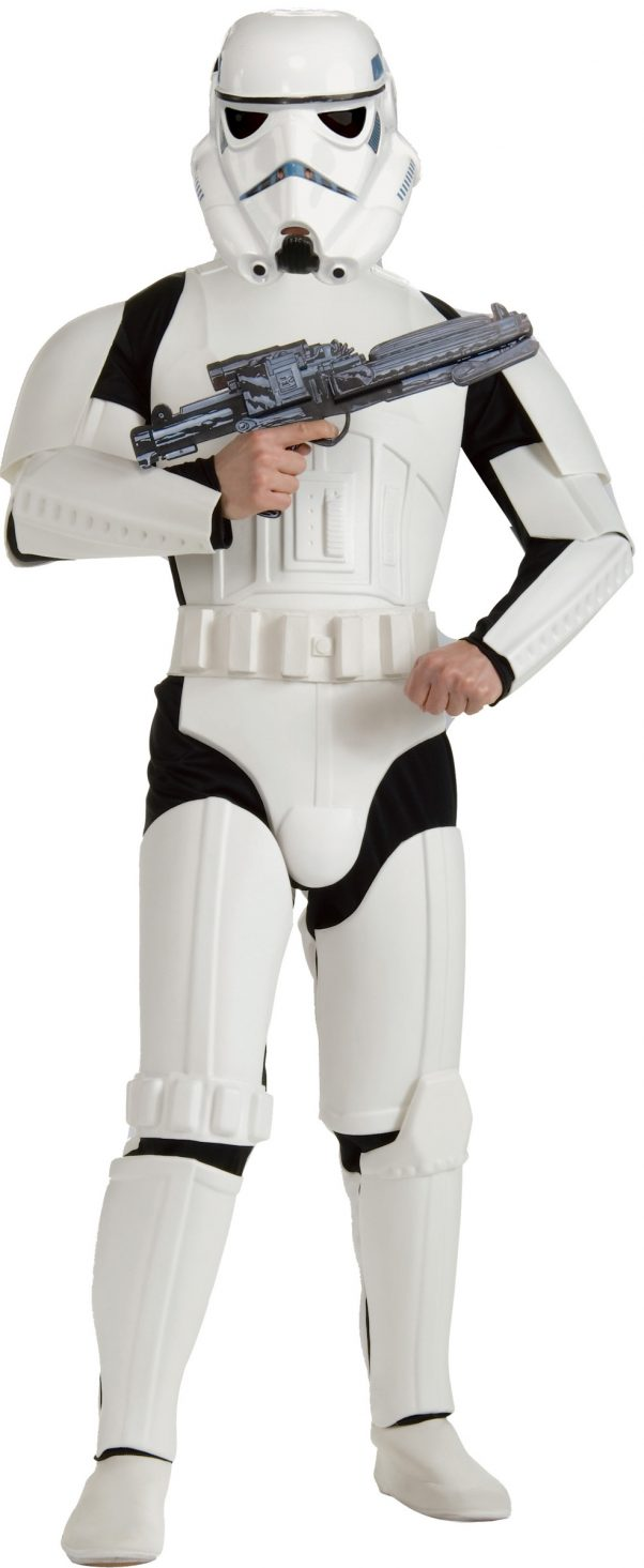 Photo du produit Déguisement luxe Stormtrooper Star Wars adulte
