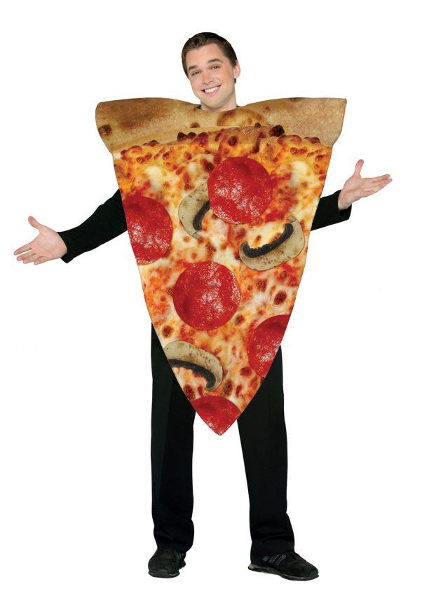 Photo du produit Déguisement part de pizza adulte
