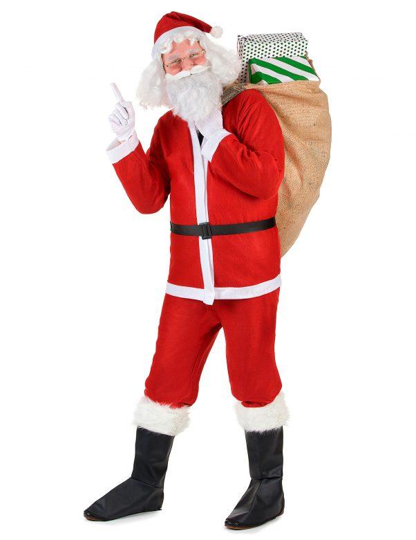 Photo du produit Déguisement Père Noël standard adulte