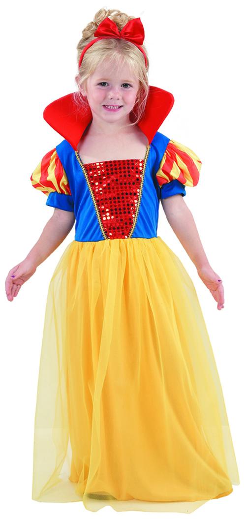 Photo du produit Déguisement princesse avec serre-tête fille