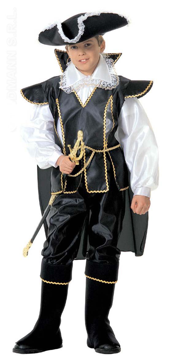 Photo du produit Déguisement pirate dentelle garçon