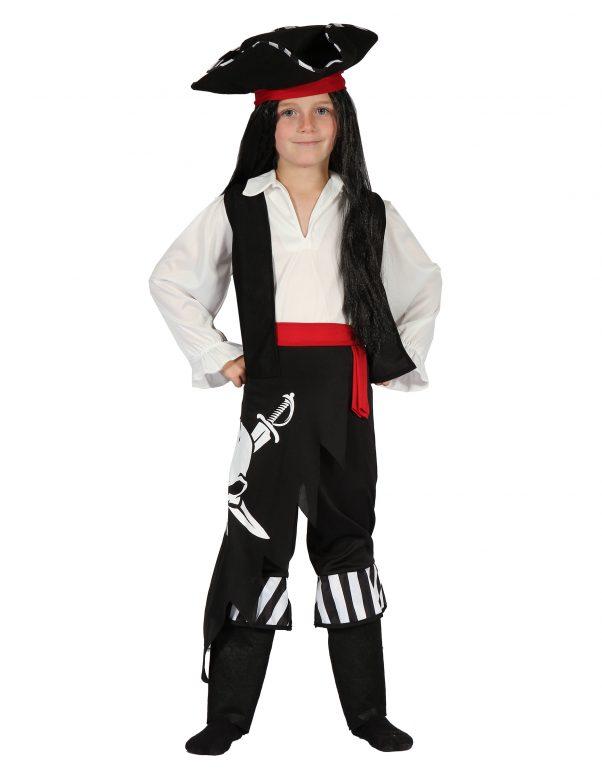 Photo du produit Déguisement pirate ceinture rouge garçon