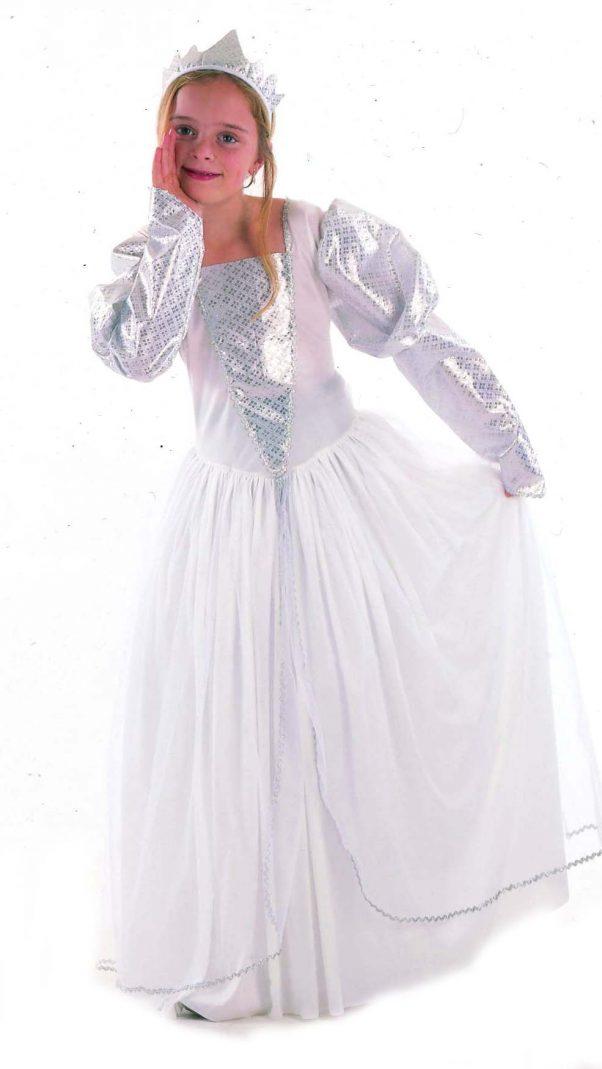 Photo du produit Déguisement princesse à voilage fille