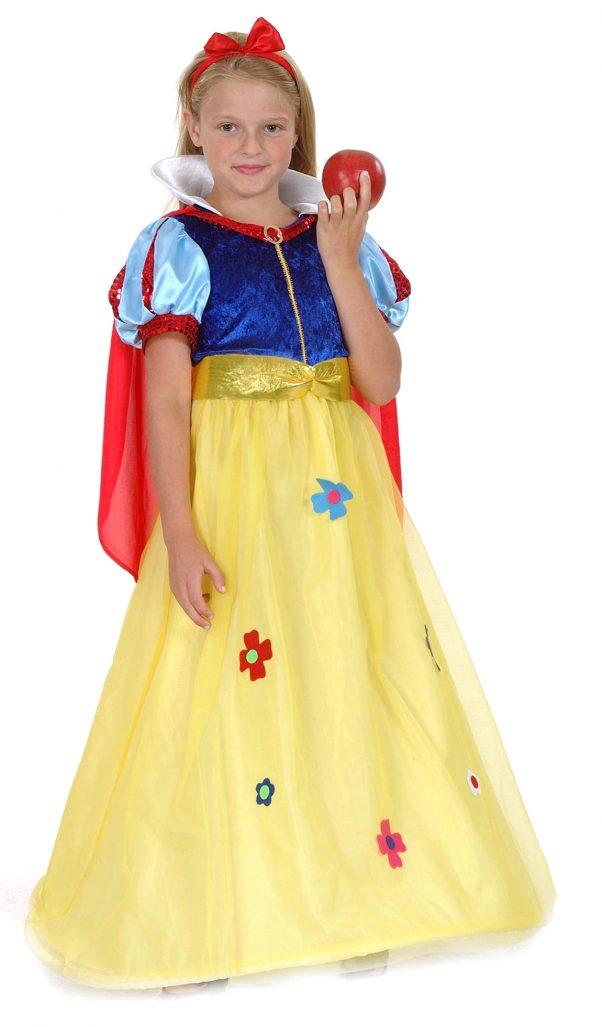 Photo du produit Déguisement princesse à fleur fille