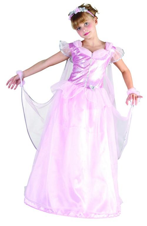 Photo du produit Déguisement princesse avec voile fille