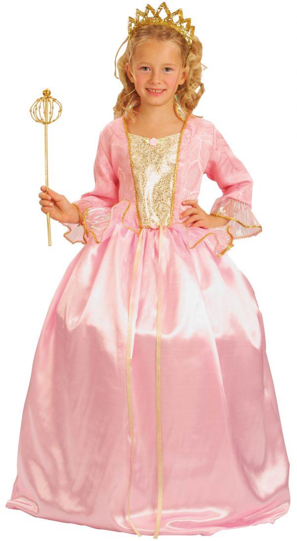 Photo du produit Déguisement princesse avec diadème fille