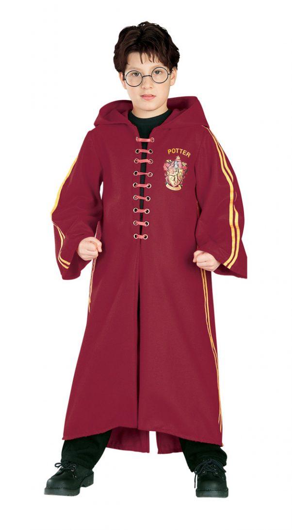 Photo du produit Déguisement Quidditch Harry Potter de luxe enfant