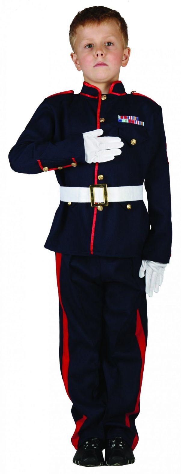 Photo du produit Déguisement soldat enfant
