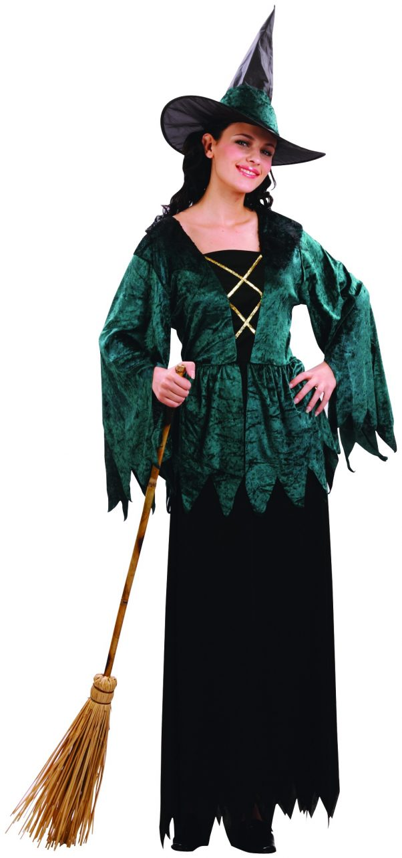 Photo du produit Déguisement sorcière gothique femme Halloween