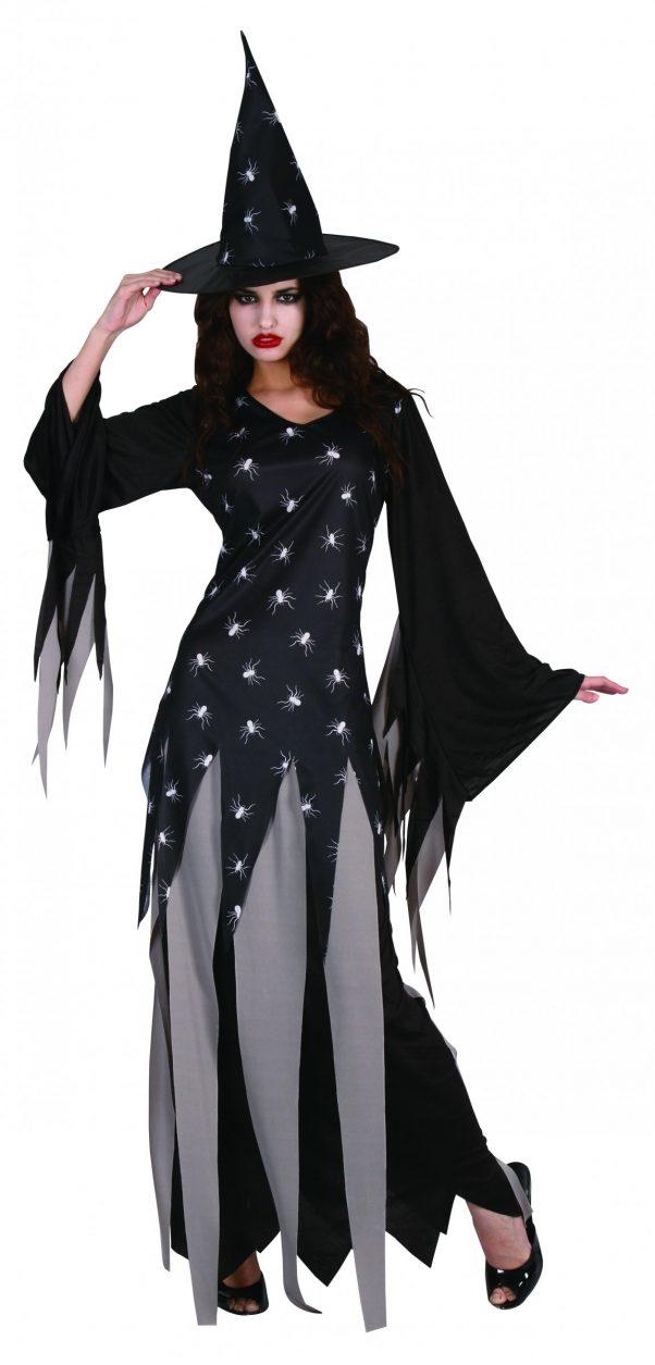 Photo du produit Déguisement sorcière terne femme Halloween