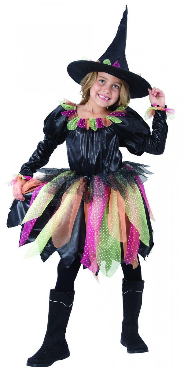 Photo du produit Déguisement sorcière enfant Halloween