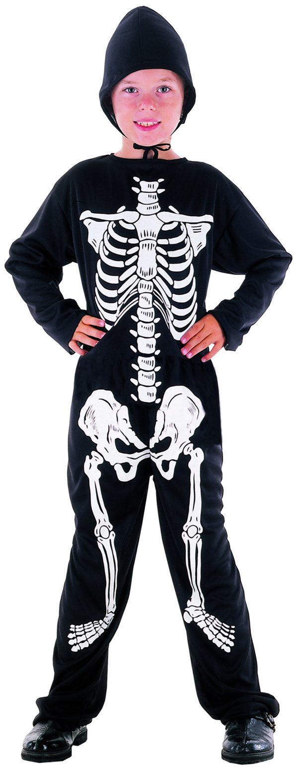 Photo du produit Déguisement squelette garçon Halloween