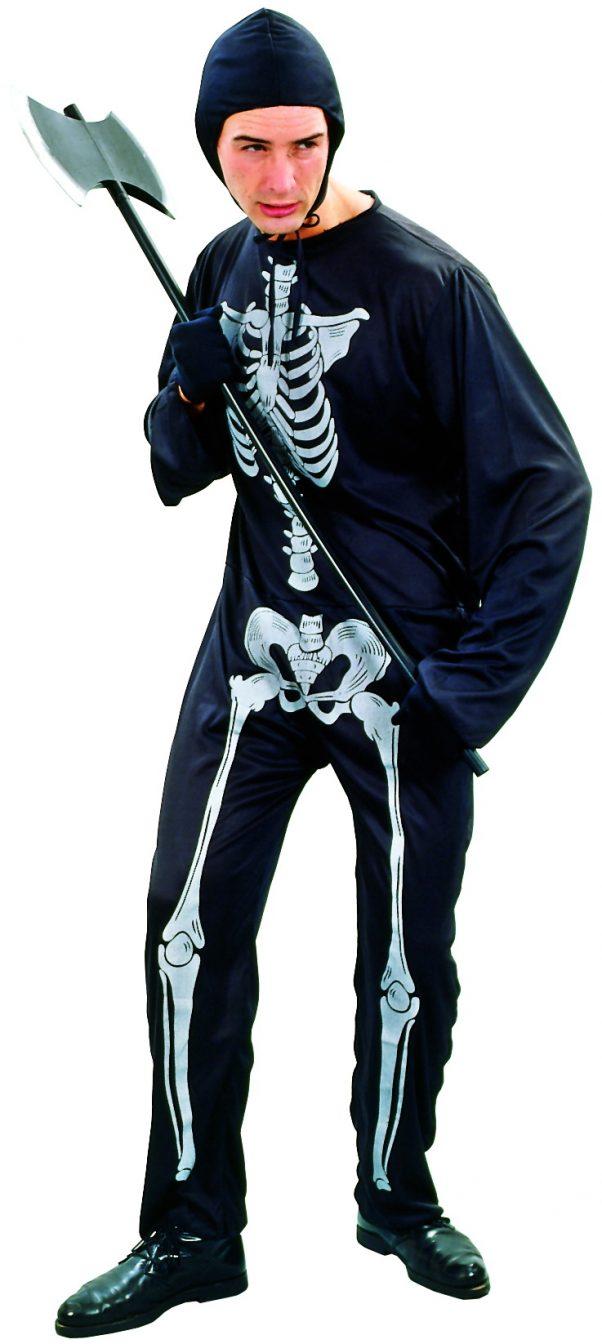 Photo du produit Déguisement squelettehomme Halloween