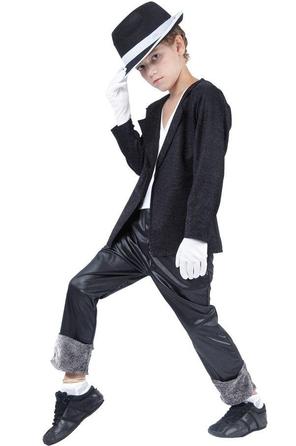 Photo du produit Déguisement star de la pop chic garçon