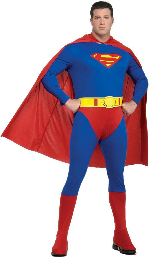 Photo du produit Déguisement Superman grande taille homme