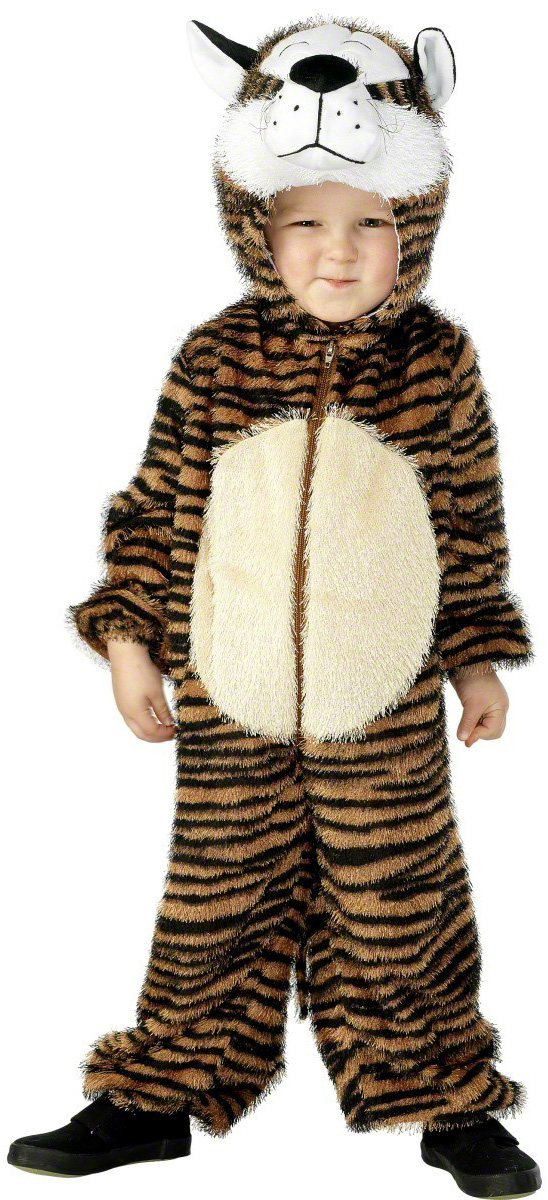 Photo du produit Déguisement tigre rigolo enfant