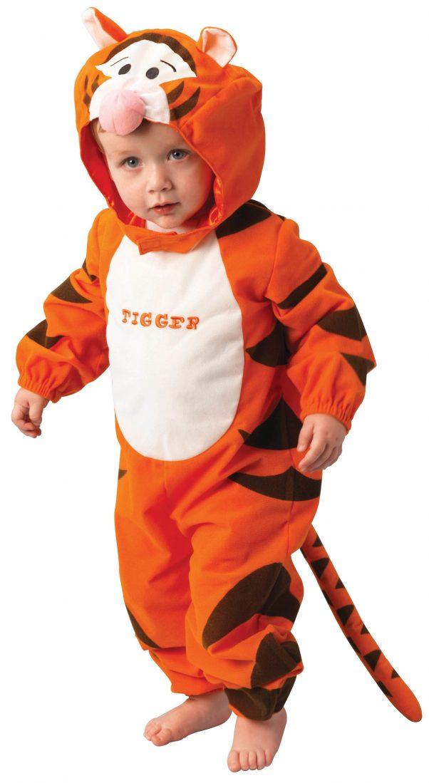 Photo du produit Déguisement classique Disney Tigrou bébé