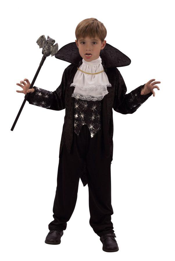 Photo du produit Déguisement vampire garcon Halloween