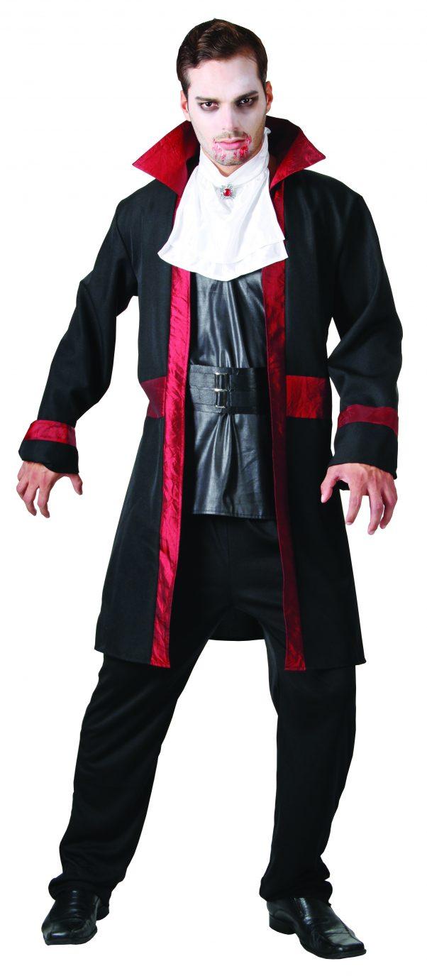 Photo du produit Déguisement vampire chic homme Halloween