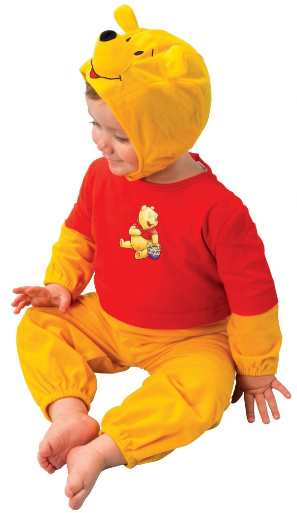 Photo du produit Déguisement classique Winnie l'Ourson Disney bébé