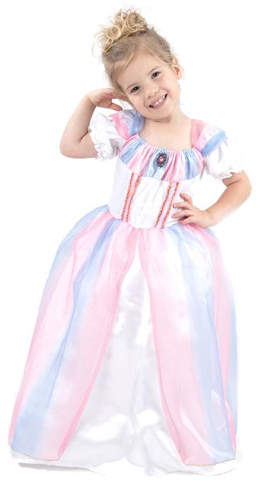 Photo du produit Déguisement de princesse précieuse fille