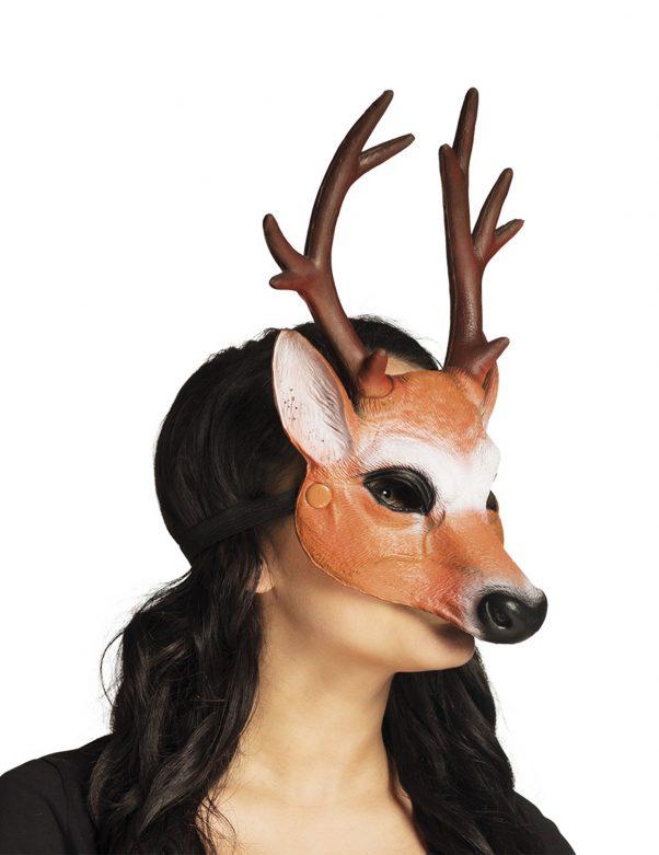 Photo du produit Demi masque biche adulte