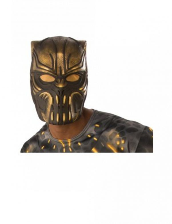 Photo du produit Demi masque Erik Killmonger adulte