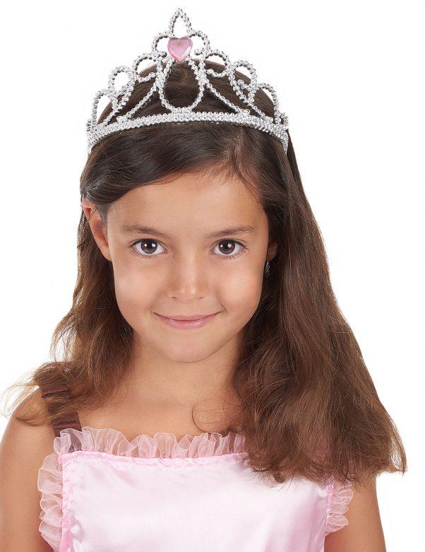 Photo du produit Diadème princesse enfant