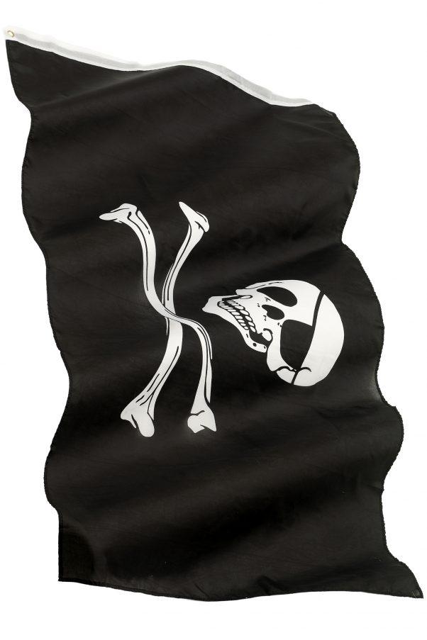 Photo du produit Drapeau pirate 152 x 91 cm