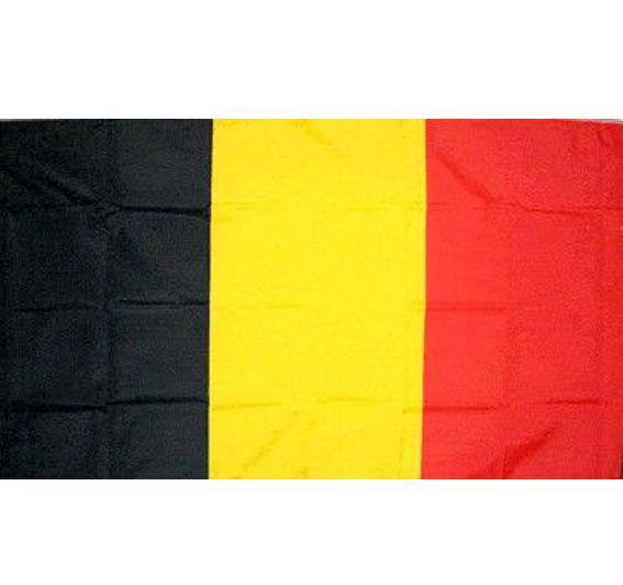 Photo du produit Drapeau supporter Belgique 90 X 150 cm