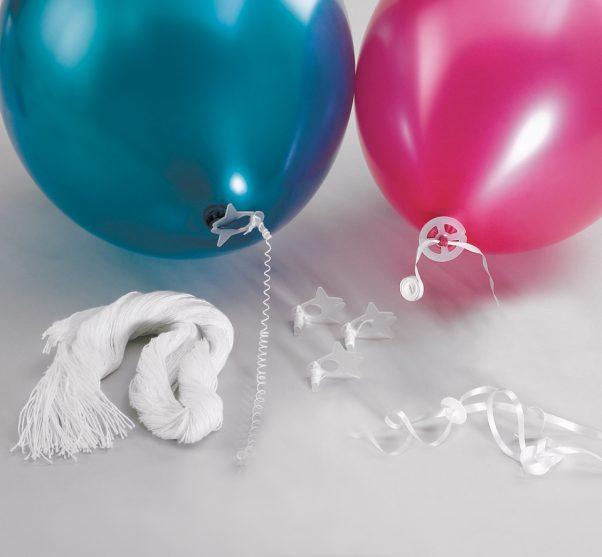 Photo du produit 100 Fermoirs à ballons