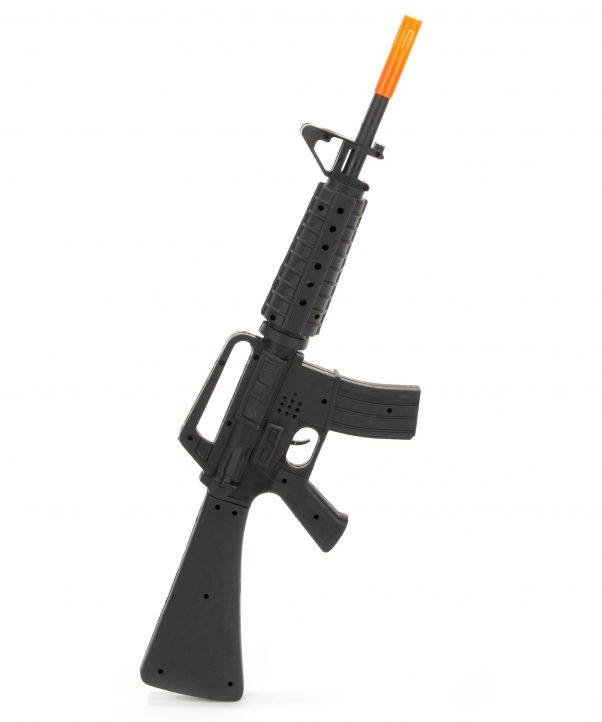 Photo du produit Fusil d'assaut de soldat M16 en plastique