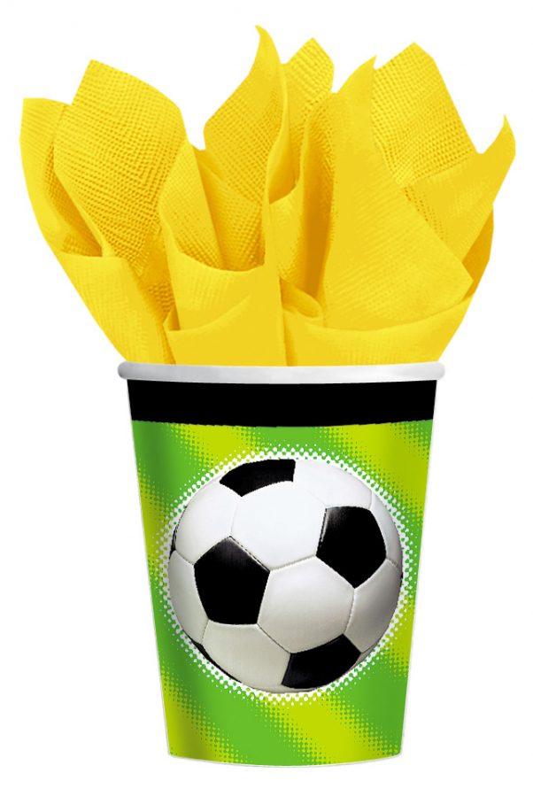 Photo du produit Gobelets ballon de foot