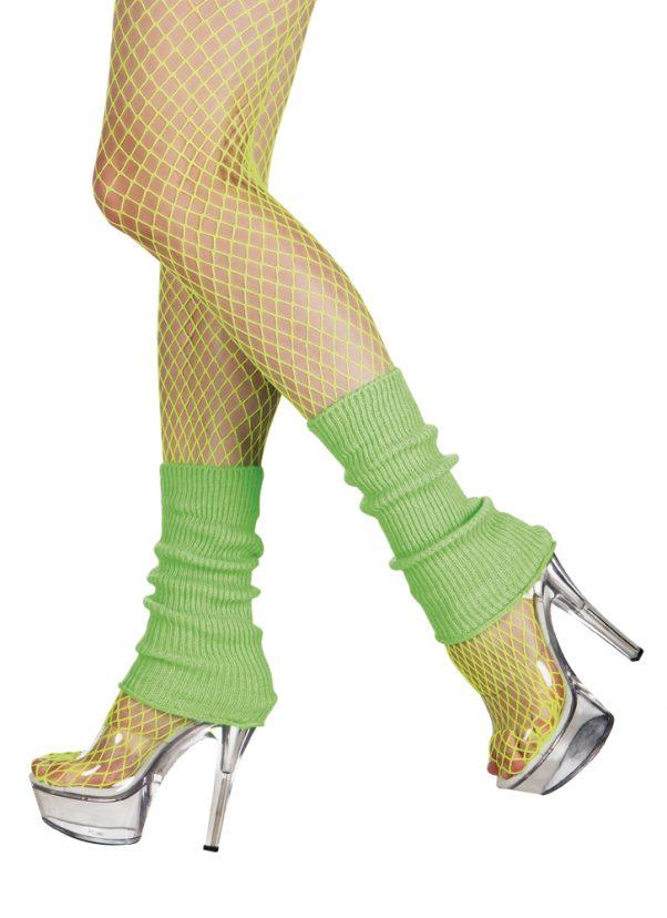 Photo du produit Jambières vert fluo femme