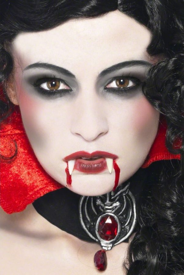 Photo du produit Kit maquillage vampire adulte Halloween
