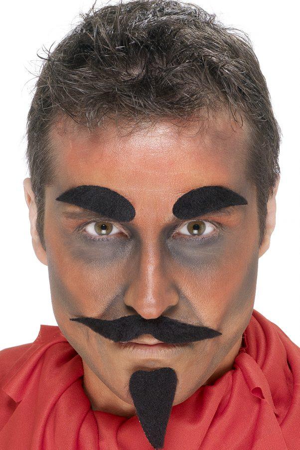 Photo du produit Kit diable adulte Halloween