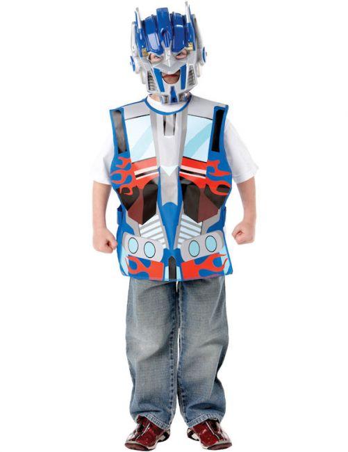 Photo du produit Déguisement Optimus Prime Transformers garçon