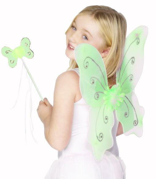 Photo du produit Kit papillon vert fille