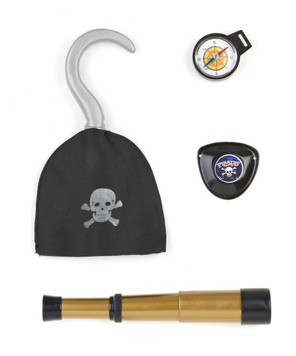 Photo du produit Kit pirate en plastique