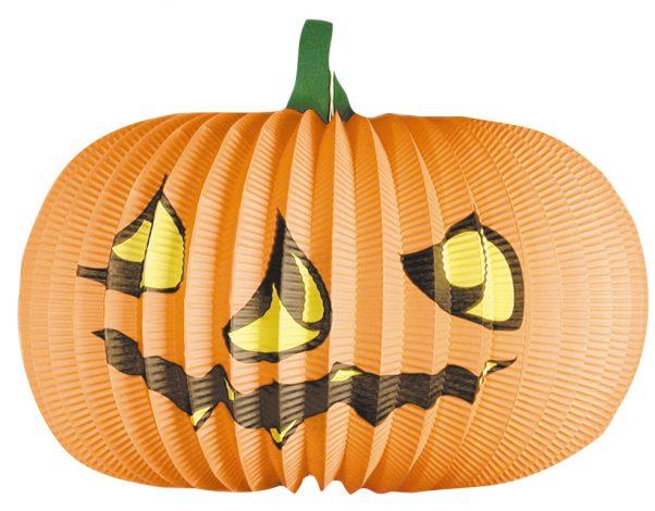 Photo du produit Lanterne citrouille Halloween