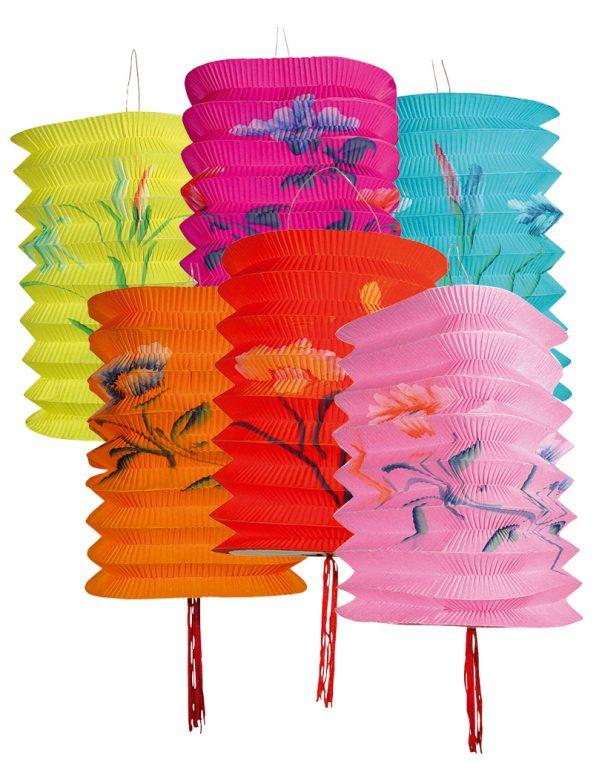 Photo du produit Lot de 12 lampions chinois