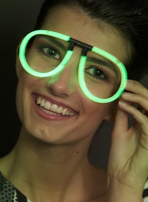 Photo du produit Lunettes phosphorescentes