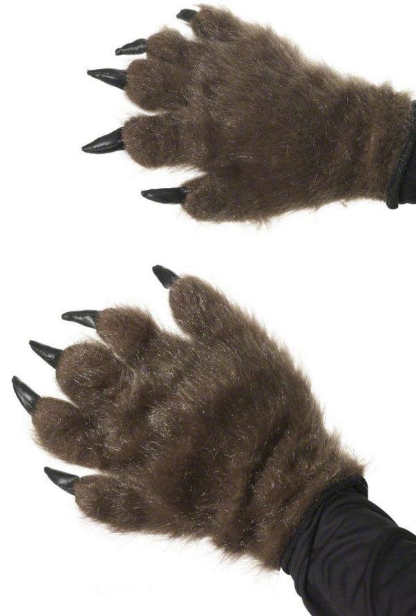 Photo du produit Gants mains de monstre Halloween