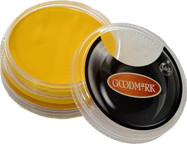 Photo du produit Maquillage à l'eau jaune 14 g