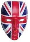 Photo du produit Masque Angleterre