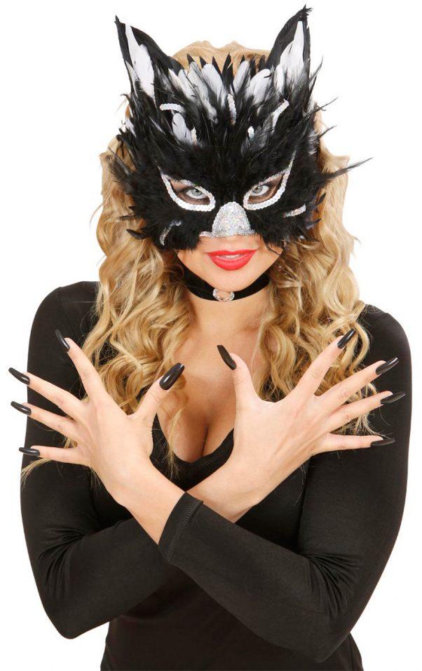 Photo du produit Masque chat adulte
