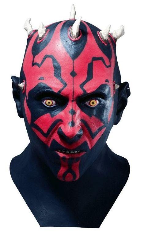 Photo du produit Masque luxe intégral Dark Maul Star Wars adulte