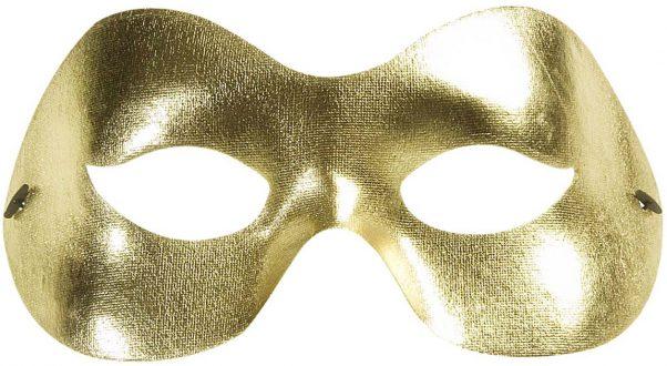 Photo du produit Masque doré adulte