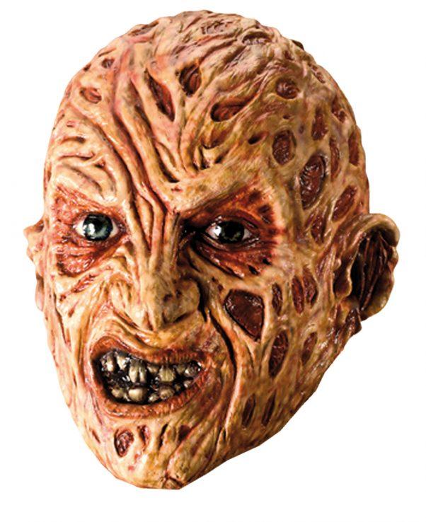 Photo du produit Masque 3/4 Freddy Krueger adulte