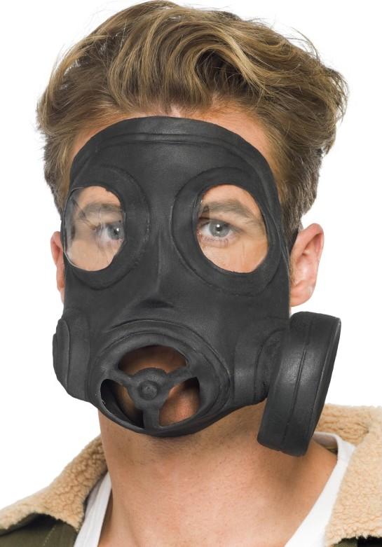 Photo du produit Masque à gaz adulte